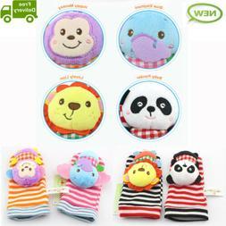 Infant Boy&Girl Toddler Cute Baby Socks Waist Animal Doll So