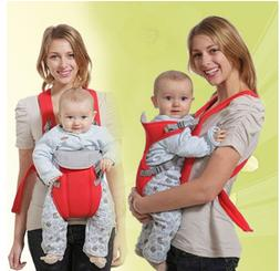 Infant Carrier Baby Sling Breastfeeding Wrap Backpack Breath