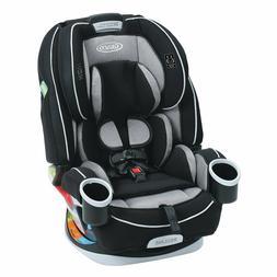 Infant Child Boy Girl Car Seat Graco 4Ever 4in1 Black Gray M