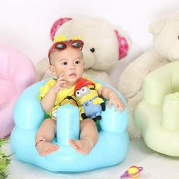Inflatable Baby Chair Kids Sofa Training seat Pushchair for