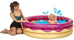 BigMouth Inc. Inflatable Kiddie Pool, Durable Plastic Baby P