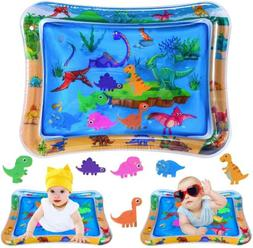 INNOCHEER Tummy Time Water Play Mat- Baby toddler sensory to