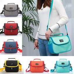 Insulated Thermal Mini Lunch Bag For Kids Boy Girl School Ad