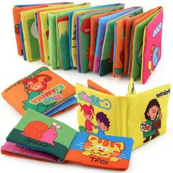 Intelligence Cloth Book Development Bed Cognize Educational