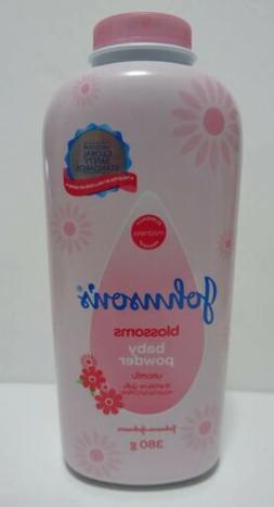 Johnson's Baby Children Powder Pink Blossoms Skin Care Gentl