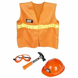 Black and Decker Jr Dress Up and Play Safety Set Play Preten