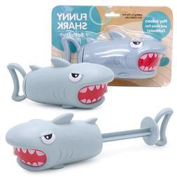 Kids Animal Shark Water Gun Fashion Summer Bath Toys Boy Bat