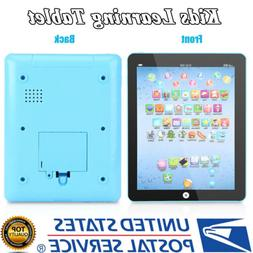 Kids Baby Early Learning Tablet Toy Educational Electronic D