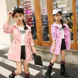 Kids Baby Girls Jacket for Spring and Autumn Leisure Childre