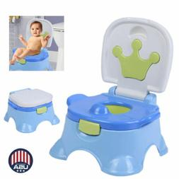 Kids Potty Training Toilet Toddler Boy Girl Chair Seat Train