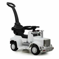 Kids Ride On Car Electric Baby Walker Power Wheels MP3 Light