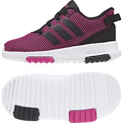 Adidas Kids Shoes Infants Girls Casual Racer TR Sneakers Fas