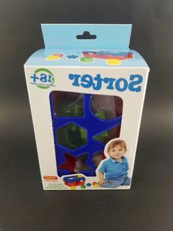Kids Take Along Shape Sorter Baby Toy Amloid Toddler Learnin