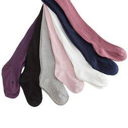 Kids Toddler Baby Girls Warm Cotton Tights Stockings Pantyho