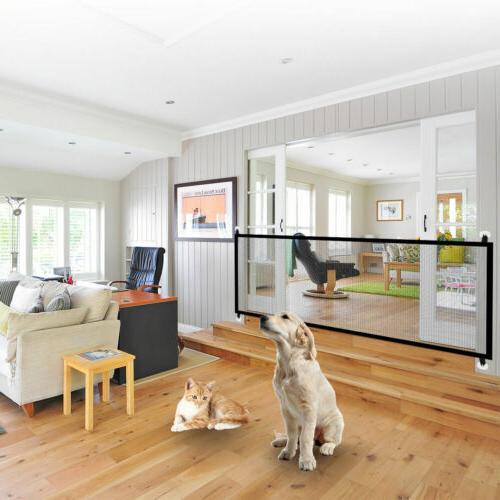 Pets Portable Safety Fence Kitchen Net