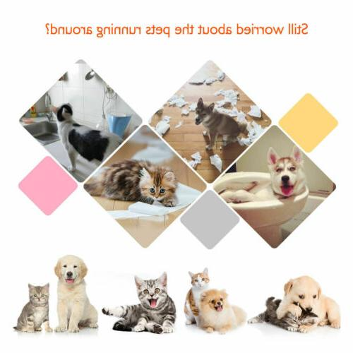 Pets Portable Safety Fence Indoor Kitchen