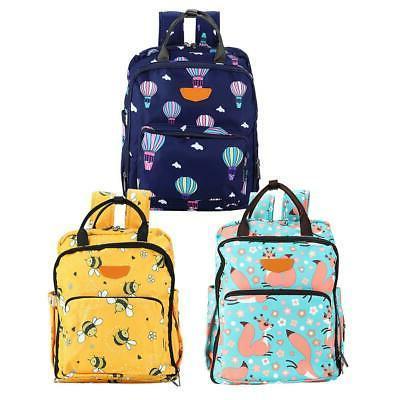 Anti-Thief Bag Nappy Organizer Backpack