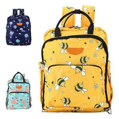 Anti-Thief Baby Bag Travel Maternity Nappy Organizer Backpack