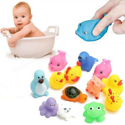 Bath Time Toys Bathing Shower For Baby Boy Girls Water Play