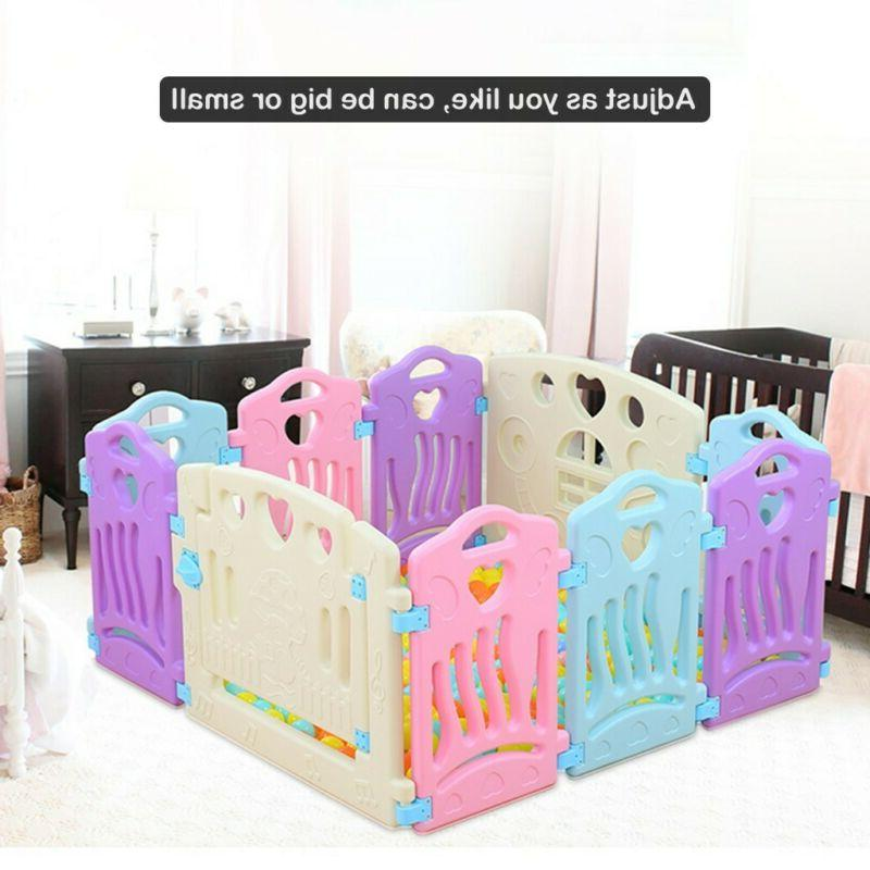 Baby Playpen Center-14 Yard Out
