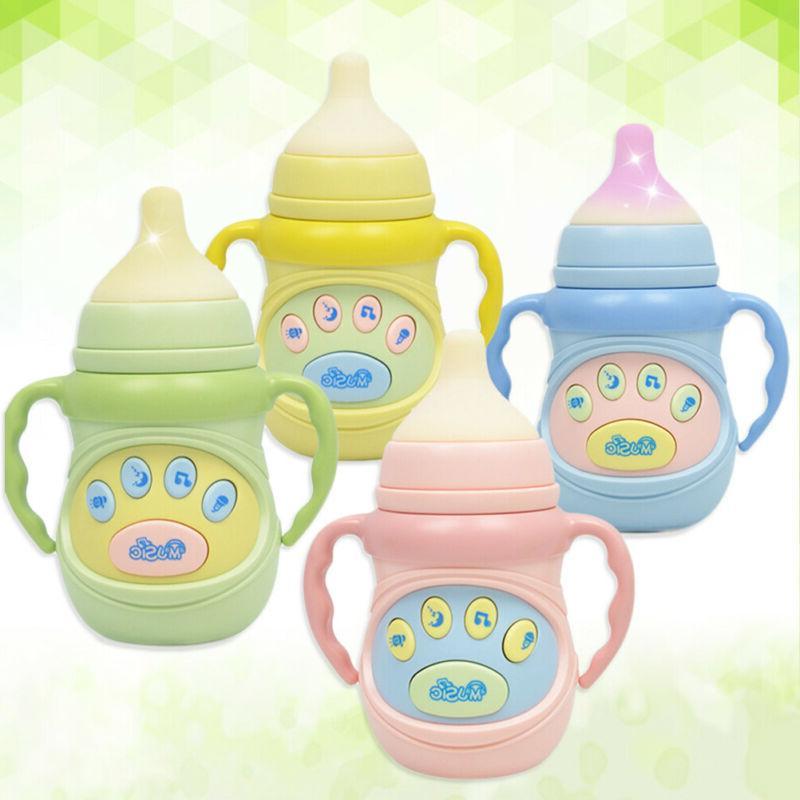 1PC Nontoxic Toddler Kids Preschool Electronic Music Feeding