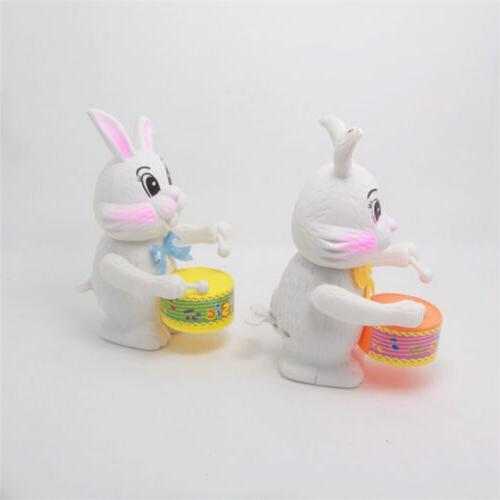 1PCS Girls Rabbit Drum Educational Developmental Musical RS