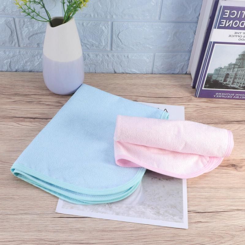 2pcs Baby Changing Pad Double-sided Diaper Changing Mat Diap