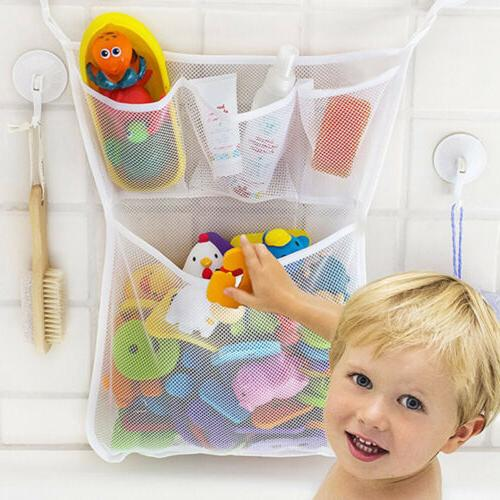 2Pcs Toddler Shower Toys Clothes Wall Hanging