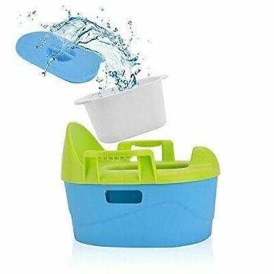Potty Trainer Toilet Seat 3 in 1 Potty Training Toilet for K