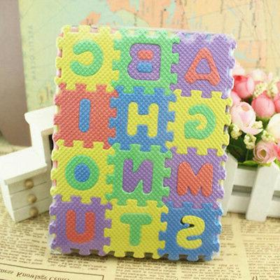 36 Foam Mat Toy