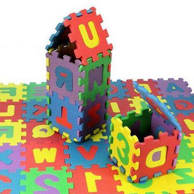 36 EVA Foam Baby Mat Toy