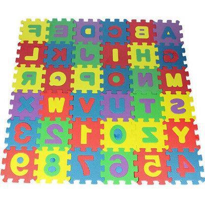 36 Foam Mat Alphabet Toy