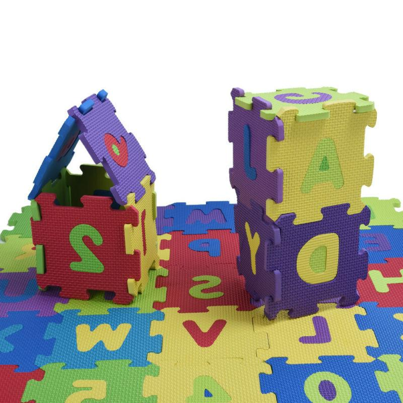 36pcs Alphabet Foam Educational Best Gift US
