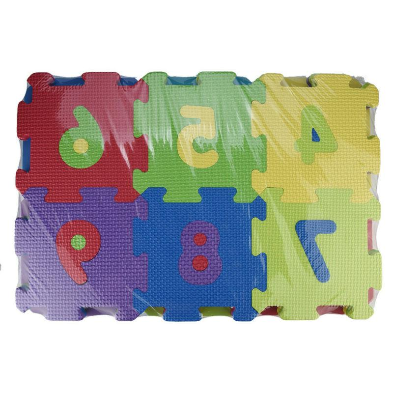 36pcs Alphabet Puzzle Educational Best US
