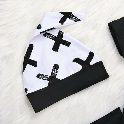 Baby Clothes T-shirt Tops+Pants