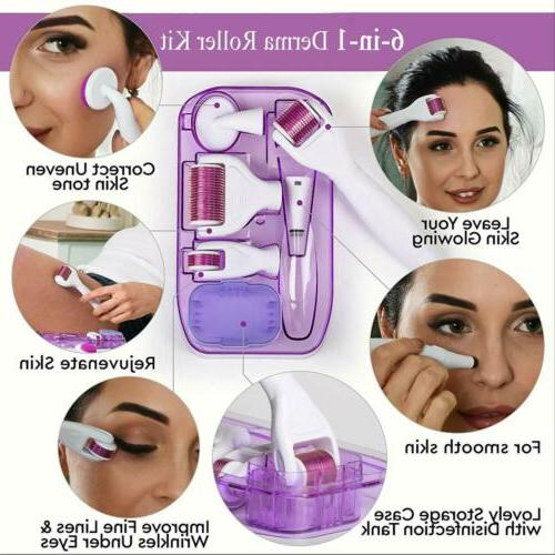 6 1 Roller Facial Therapy For Face Baby