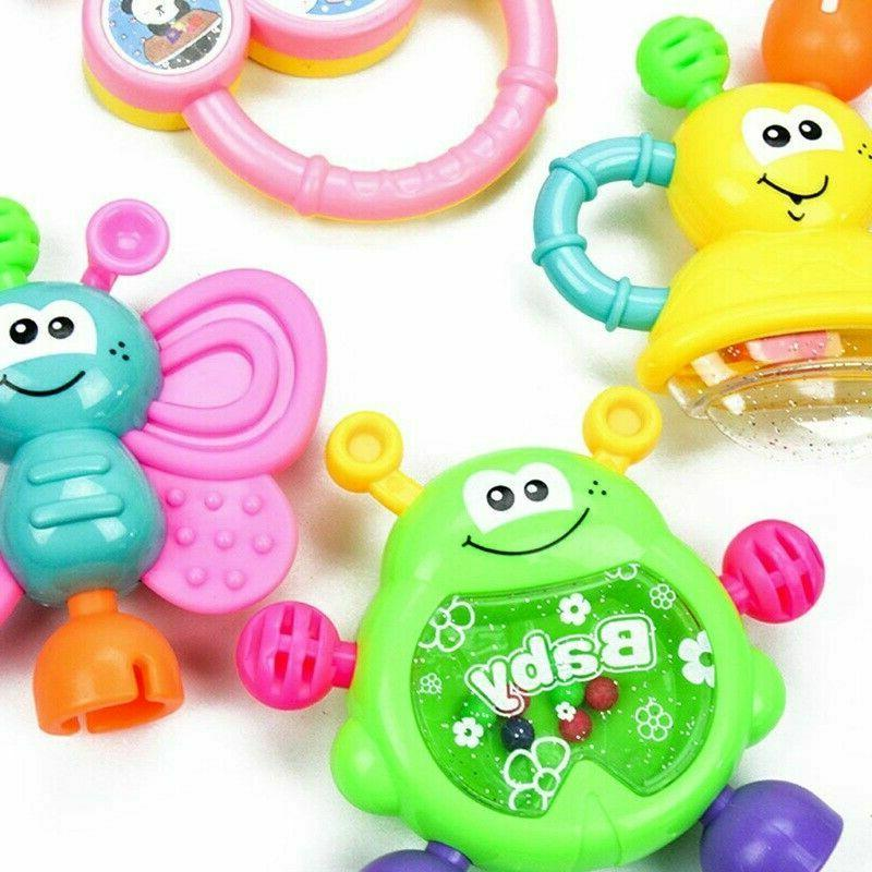 7PC Shaking Bell Kids Toys US