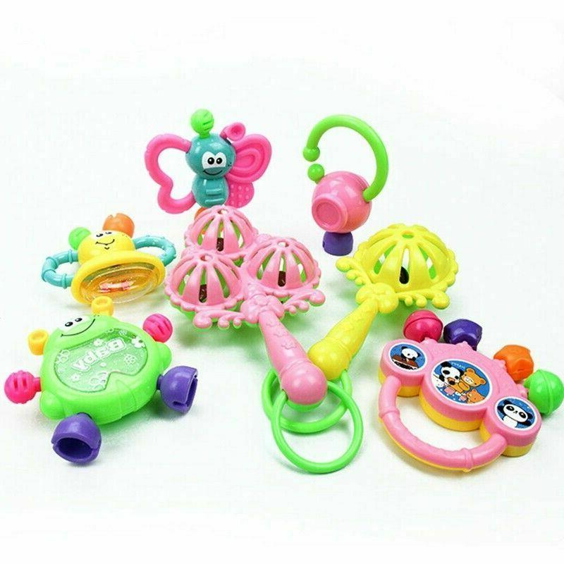 7PC Kids Hand Toys Funny US