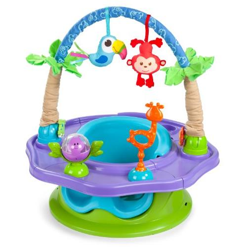 Summer Infant 3-Stage SuperSeat Deluxe Giggles Island: Posit
