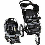 Active Parents Walking Jogging Stroller Car Seat Baby Travel