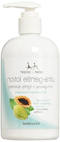 aden + anais Mum Bub Skin Care Ultra Gentle Lotion, 12 Fluid