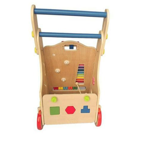Adjustable Toddler Toys Multiple Activity Maze