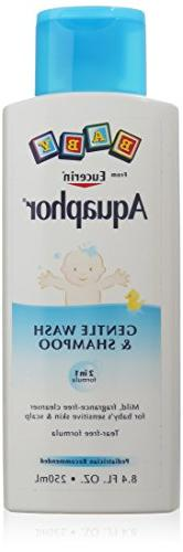 Aquaphor Baby Gentle Wash & Shampoo Tear Free, Fragrance Fre