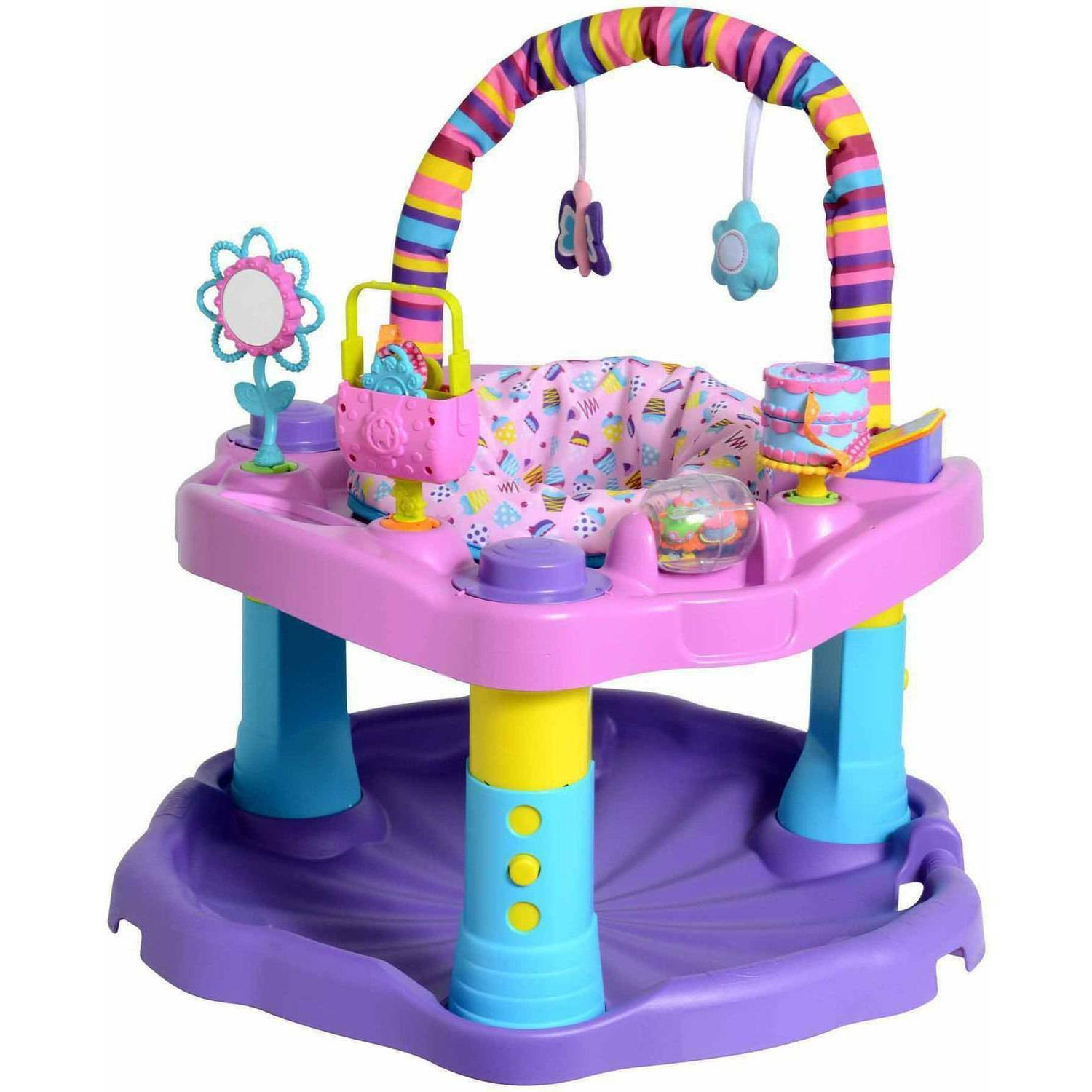 Baby Bouncer Activity Center Exersaucer  Bounce & Learn Toy