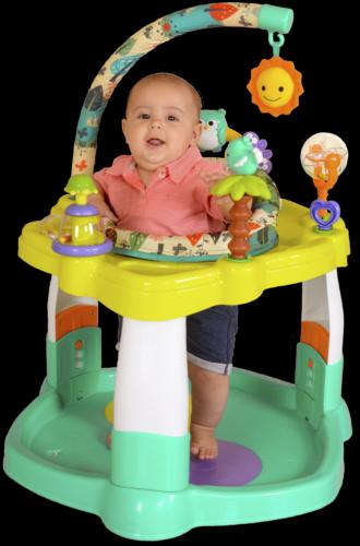 BABY BOUNCER JUMPER Degree Rotating Seat Bar