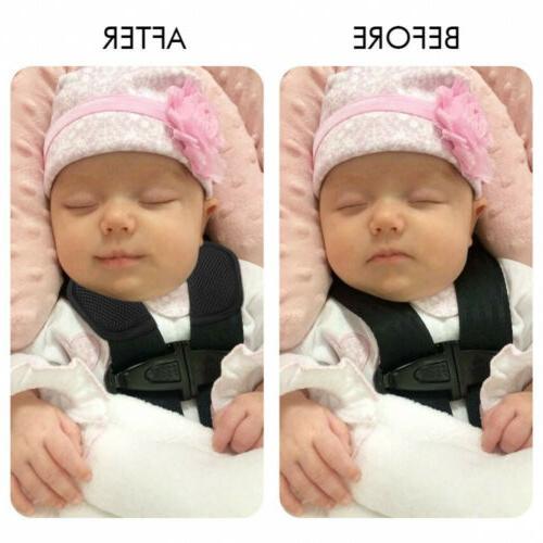 Accmor Baby Seat baby under black