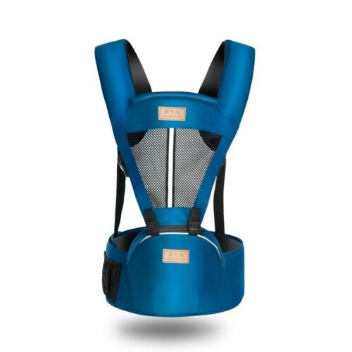Baby Carrier With Seat Removable Multifunctional Support