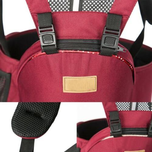 Baby Carrier With Hip Seat Removable