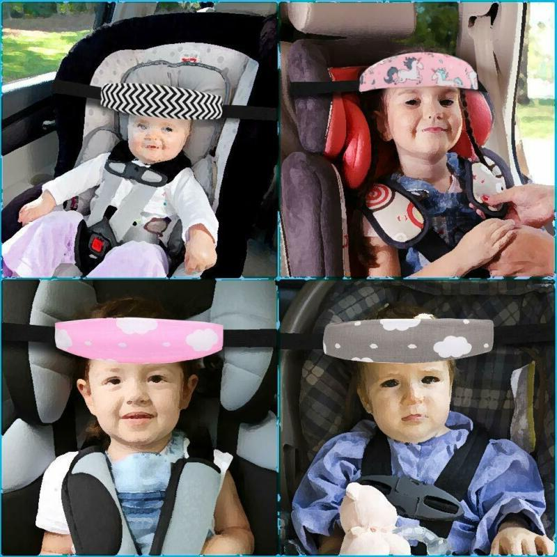 Accmor Baby Carseat Head Support 2 Pack Neck