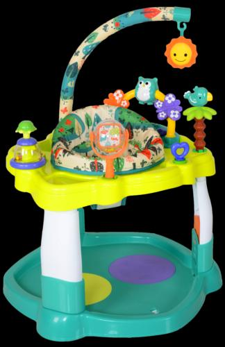 baby bouncer activity center jumper 360 degree